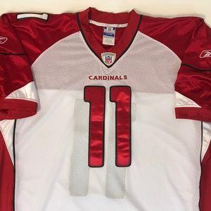 Reebok Shirts - Reebok Men Cardinals Larry Fitzgerald Jersey SZ 54
